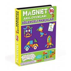 DiyToy Magnet IQ Eğlenceli Parçalar