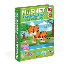 DiyToy Magnet IQ Hayvan Tamamlama