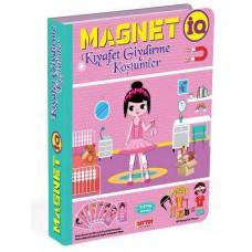 DiyToy Magnet IQ Kıyafet Giydirme