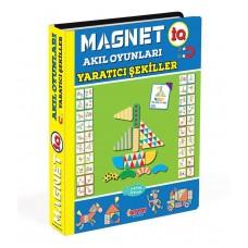 DiyToy Magnet IQ Akıl Oyunları