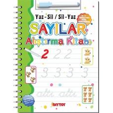 DiyToy Sayılar Alıştırma Kitabı