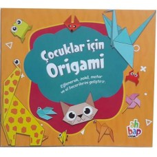 Ahbap Çocuklar İçin Origami