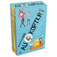 Ali Kopter Seti (5 Kitap)
