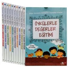 Öykülerle Değerler Eğitimi Seti (10 Kitap)