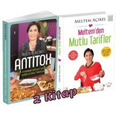 Meltem'den Tarifler + Antitox (2 Kitap )
