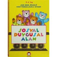 Sosyal Duygusal Alan Etkinlik Kitabı